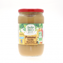 BOCAL COMPOTE POMME/VANILLE...