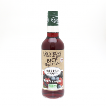 SIROP FRUITS ROUGE 50CL